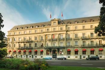 Ansicht Hotel Metropole Geneva