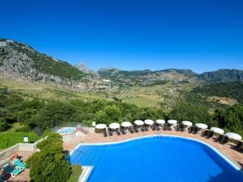 Ansicht Hotel Fuerte Grazalema