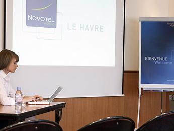 Ansicht Novotel Le Havre Centre Gare
