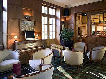 Ansicht Hôtel Mercure Correze la Seniorie