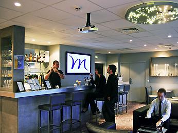 Ansicht Hôtel Mercure Lyon Est Chaponnay