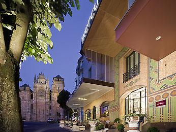 Ansicht Hôtel Mercure Rodez Cathédrale