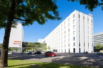 Ansicht Hotel Stücki - welcome hotels