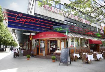 """ital. Partnerrestaurant """"Capone"""""""