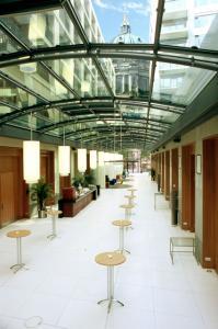 Konferenz-Foyer