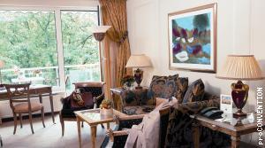 elegante Venezianische Suite
