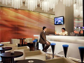 Ansicht Novotel Suites Dubai Mall of the Emirates