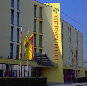 Ansicht Novum Hotel Kavalier Wien