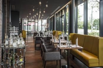 Restaurant, Wintergarten