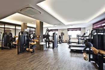 Fitnessbereich (3. OG)