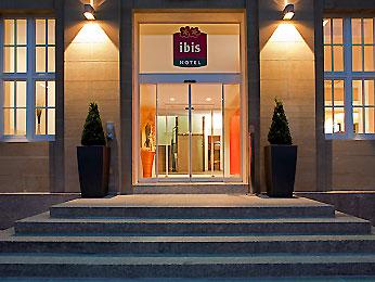 Hotelbild ibis Karlsruhe Hauptbahnhof