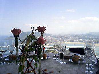 Ansicht Mercure San Sebastian Monte Igueldo
