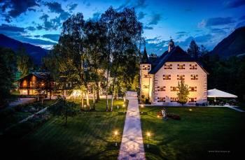 Ansicht Schloss Prielau Hotel & Restaurants