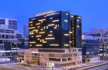Ansicht DoubleTree by Hilton Dubai - Business Bay