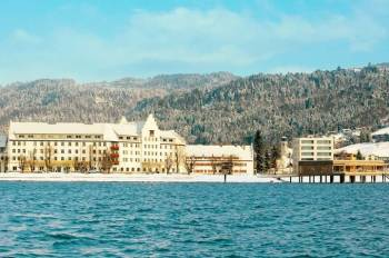 Ansicht SENTIDO Seehotel Am Kaiserstrand