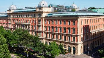 Ansicht Palais Hansen Kempinski Vienna