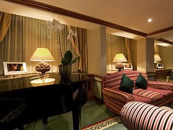 Ansicht Hotel Continental Zurich MGallery by Sofitel