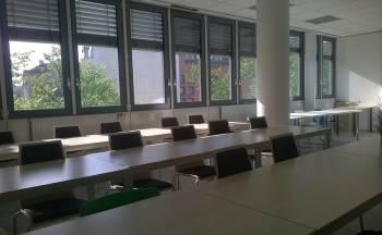 Geräumiger Seminarraum in Meidling