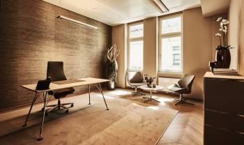 Exklusives Tagesbüro im Goldenen Quartier in Wien