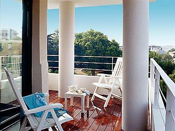Ansicht Aparthotel Adagio Marseille Prado Plage