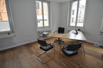 Modernes und gut ausgestattetes Einzelbüro