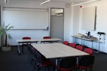 Freundlicher Seminar- und Meetingraum