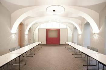 Veranstaltungsraum im Designhotel in historischem Gebäude