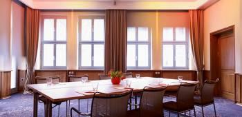 Klassischer Seminarraum im Herzen Nürnbergs