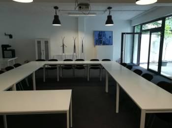 Moderne Schulungsräume in zentraler Lage am Hauptbahnhof