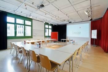 Helles Studio ideal als Seminarraum in Schwanthalerhöhe