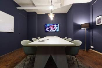 Kreativer Meetingraum für 6 Personen im Herzen Münchens