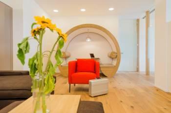 Iglu - Heller Meetingraum und Lounge in Zürich - Wallisellen