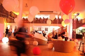 Professionelle Event Location in Münchener Museum