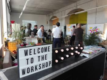 Außergewöhnliche Location für Workshops und Tagungen