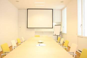 Heller Seminarraum in Wien