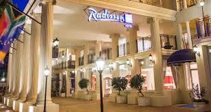 Ansicht Radisson Blu Le Vendome Hotel