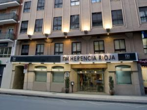 Ansicht NH HERENCIA RIOJA