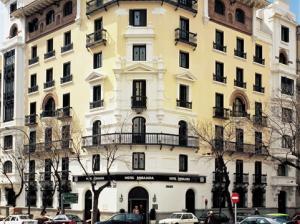 Ansicht Hotel NH Madrid Alonso Martínez
