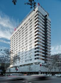 Ansicht NH Collection Eurobuilding in Madrid