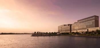 Fairmont Bab Al Bahr in Abu Dhabi