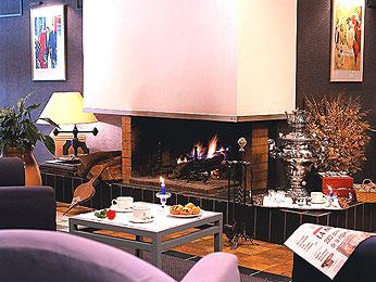 Ansicht Hôtel Mercure Vichy Thermalia