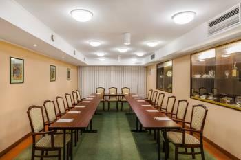 Gallery meeting room