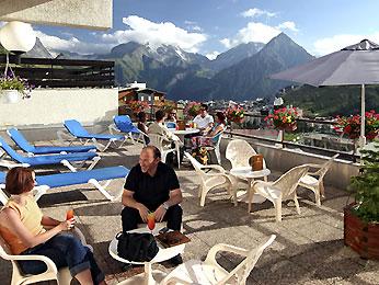 Ansicht Hôtel Mercure Les Deux Alpes 1800