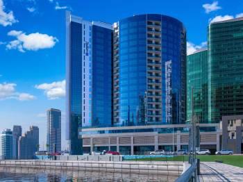 Radisson Blu Hotel, Dubai, Watrefront