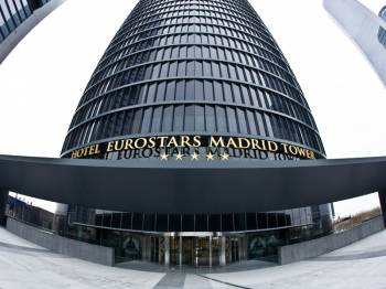 Ansicht Eurostars Madrid Tower