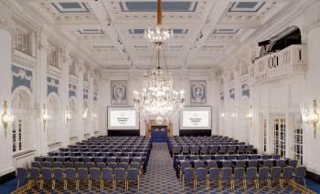 Der große Festsaal