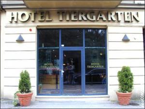 Ansicht Hotel Tiergarten Berlin