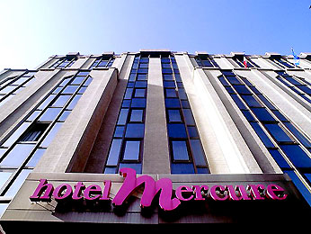 Hotel Mercure Brussels Airport