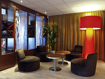 Ansicht Mercure Hotel Groningen Martiniplaza
