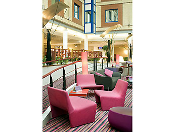 Ansicht Novotel London Heathrow Airport